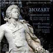 Vinile Concerti per pianoforte n.21, n.24 Wolfgang Amadeus Mozart Eugene Istomin Gerard Schwarz
