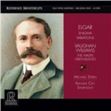 Variazioni Enigma - Vinile LP di Edward Elgar,Michael Stern,Kansas City Symphony Orchestra