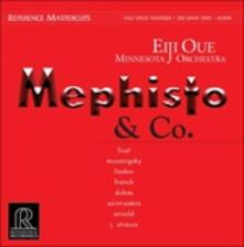 Mephisto and co (Hq) - Vinile LP di Eiji Oue