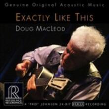 Exactly Like This (200 gr.) - Vinile LP di Doug MacLeod