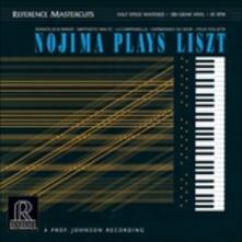 Nojima Plays Liszt - Vinile LP di Franz Liszt