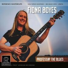 Professin' the Blues - Vinile LP di Fiona Boyes