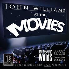 At the Movies - Vinile LP di John Williams,Dallas Wind Symphony