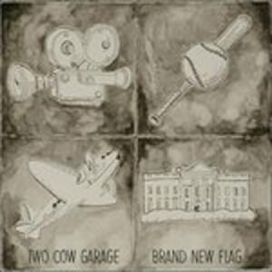 Brand New Flag - Vinile LP di Two Cow Garage