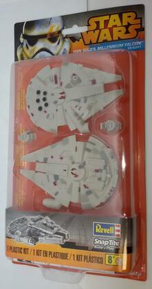 Star Wars Revell Snaptite Millennium Falcon Plastic Kit