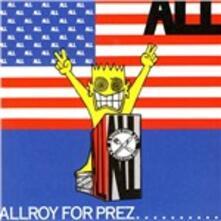 Allroy for Prez... Ep - Vinile LP di All