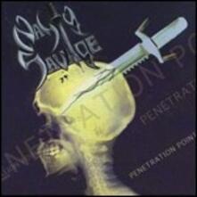 Penetration Point - Vinile LP di Nasty Savage