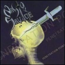 Penetration Point - CD Audio di Nasty Savage