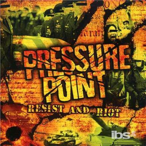 Vinile Resist and Riot Pressure Point