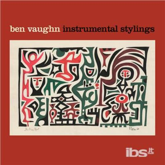Instrumental (+ Bonus Track) - Vinile LP di Ben Vaughn