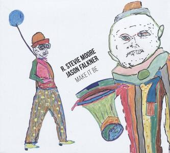 Make it be - Vinile LP di Jason Falkner,R. Stevie Moore
