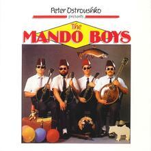 Mando Boys - Vinile LP di Peter Ostroushko