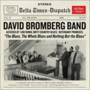 Vinile The Blues, the Whole Blues and Nothing But the Blues David Bromberg (Band)