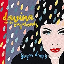 Sugar Drops - Vinile LP di Vagabonds,Davina