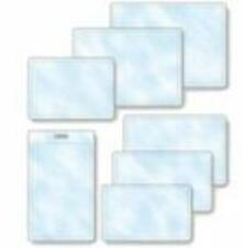 GBC Pouch per carta di credito 65x95 mm 2x125 mic lucide (100)