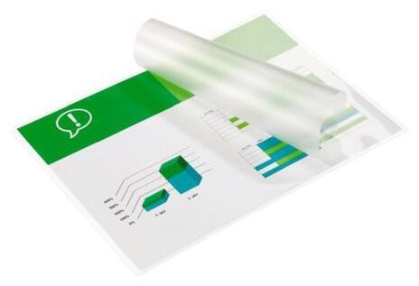 GBC Pouch per plastificazione documenti A4 2x125mic lucide (25) - 2
