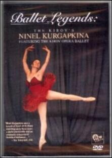 Ballet Legends: The Kirov's Nina Kurgapkina - DVD