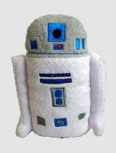Giocattolo Peluche R2-D2 Joy Toy