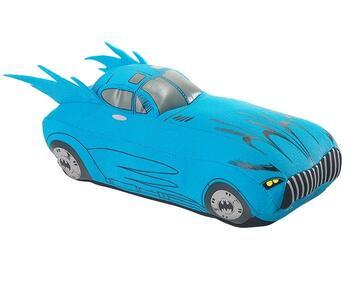 Peluche Batmobile In Peluche 18 Cm