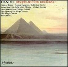 Joseph and His Brethren - CD Audio di Georg Friedrich Händel,Robert King,King's Consort