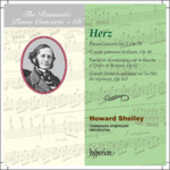 CD The Romantic Piano Concerto vol.66 Howard Shelley Tasmanian Symphony Orchestra Henri Herz