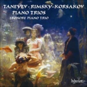 Trii con pianoforte - CD Audio di Leonore Piano Trio