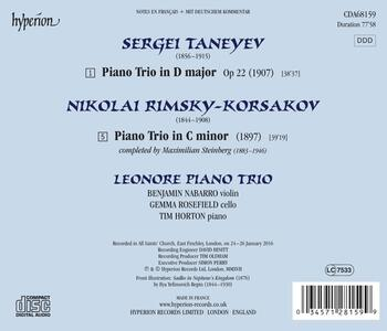 Trii con pianoforte - CD Audio di Leonore Piano Trio - 2