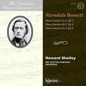 Concerti per pianoforte n.1, n.2, n.3 - CD Audio di BBC Symphony Orchestra,William Sterndale Bennett
