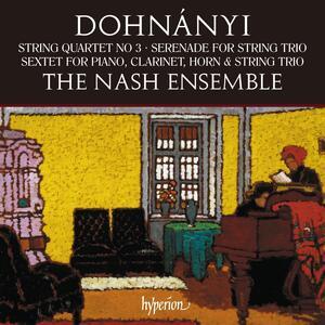 Quintetti per archi - Serenate - Sestetti - CD Audio di Erno Dohnanyi,Nash Ensemble