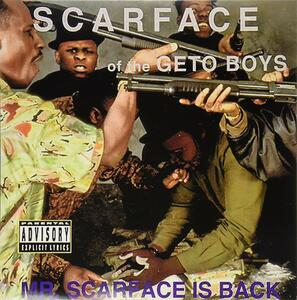 Mr. Scarface Is Back - Vinile LP di Scarface