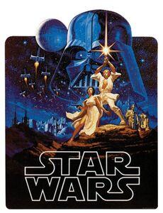 Idee regalo Adesivo da Parete Gigante Star Wars. Classic Joy Toy