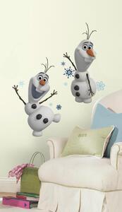 Frozen. Olaf 2 Adesivi da Parete - 2