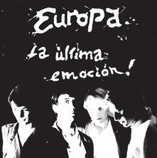 La ultima emocion - Vinile LP di Europa