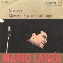 Granata - Vinile LP di Mario Lanza