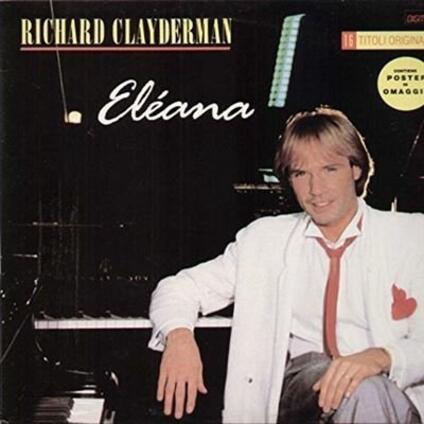 Eleana - Vinile LP di Richard Clayderman