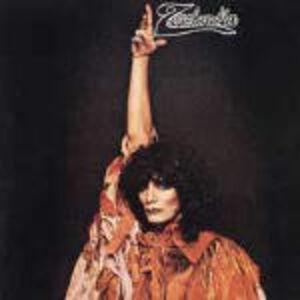 Foto Cover di Zerolandia, CD di Renato Zero, prodotto da RCA Italiana