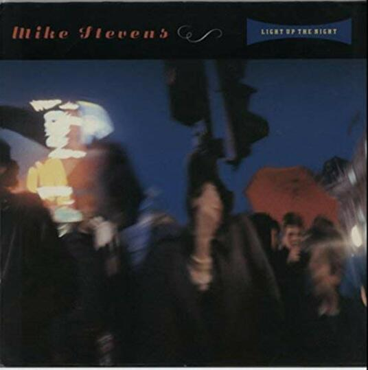Light up the night - Vinile LP di Mike Stevens