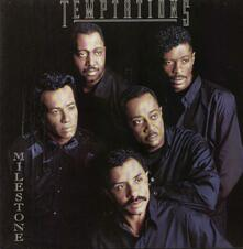 Milestone - Vinile LP di Temptations
