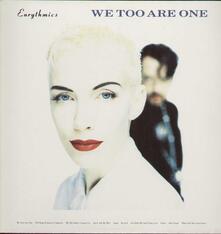 We Too Are One - Vinile LP di Eurythmics