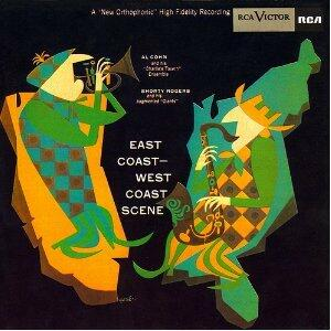 East Coast-West Coast - CD Audio di Al Cohn,Shorty Rogers