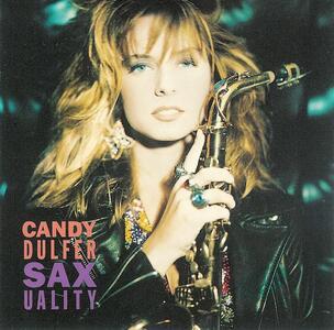 Saxuality - CD Audio di Candy Dulfer