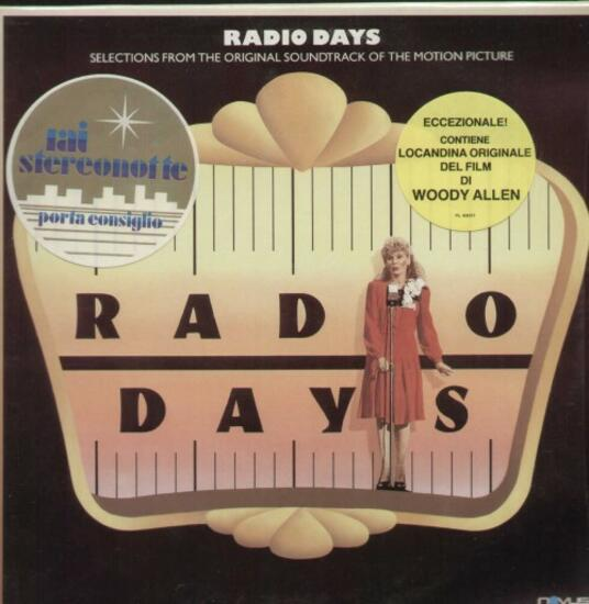 Radio Days - Vinile LP