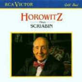 CD Horowitz plays Scriabin Vladimir Horowitz Alexander Nikolayevich Scriabin