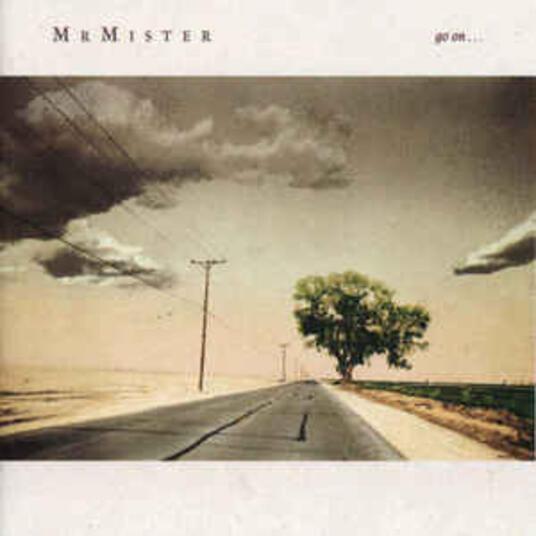 Go On ... - Vinile LP di Mr. Mister