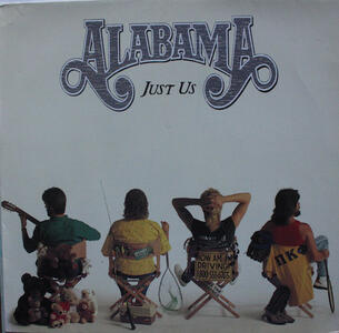Just us - Vinile LP di Alabama