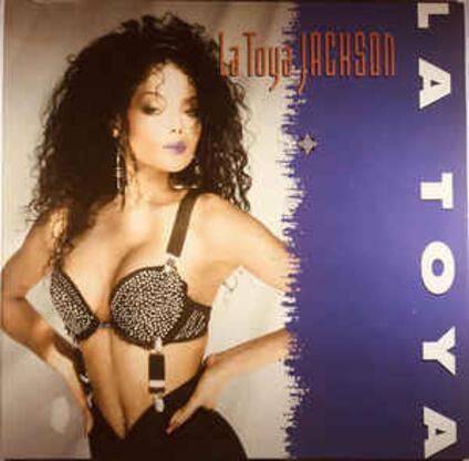 La Toya - Vinile LP di LaToya Jackson