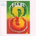 Cover CD Colonna sonora Hair