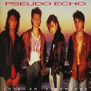 Love An Adventure - Vinile LP di Pseudo Echo