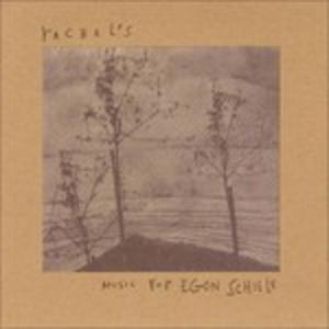 Vinile Music for Egon Schiele Rachel's