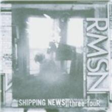 Three-Four - Vinile LP di Shipping News